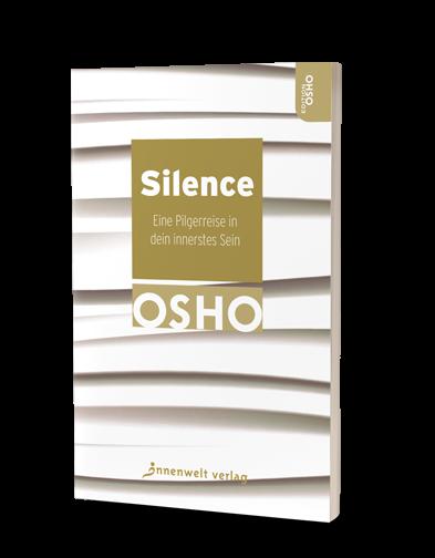 Cover Silence - Eine Pilgerreise in dein innerstes Sein