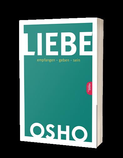 Cover Liebe - empfangen • geben • sein von Osho