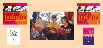 Aufklärungsbuch Cooler Sex in vier Sprachen