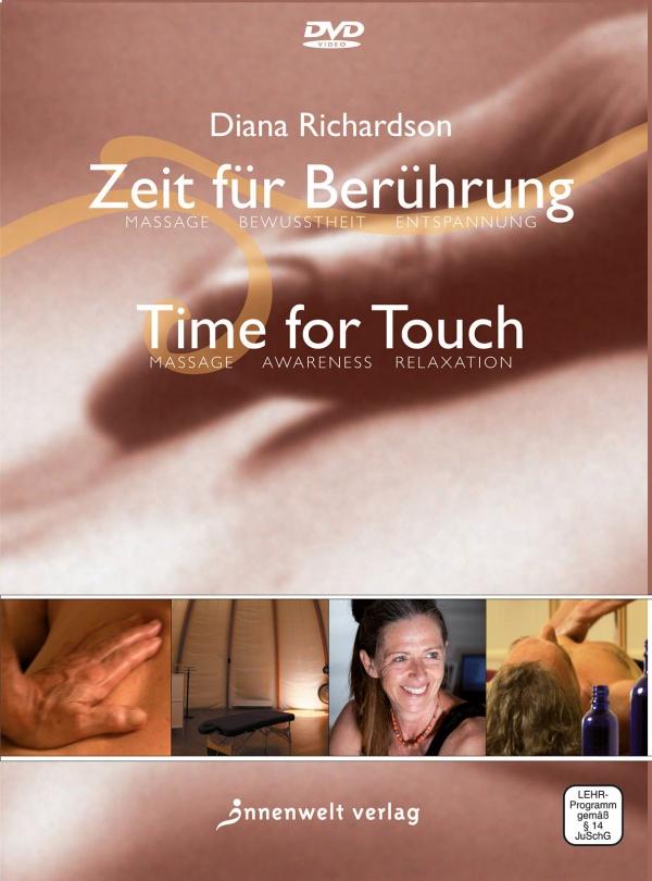 Cover DVD Zeit für Berührung