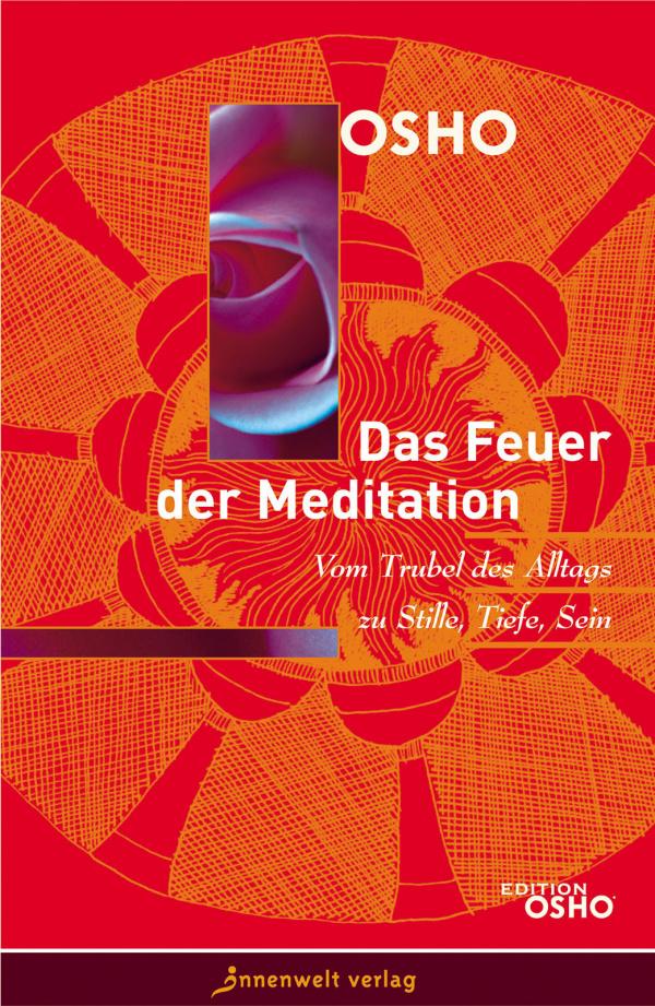 Cover Das Feuer der Meditation