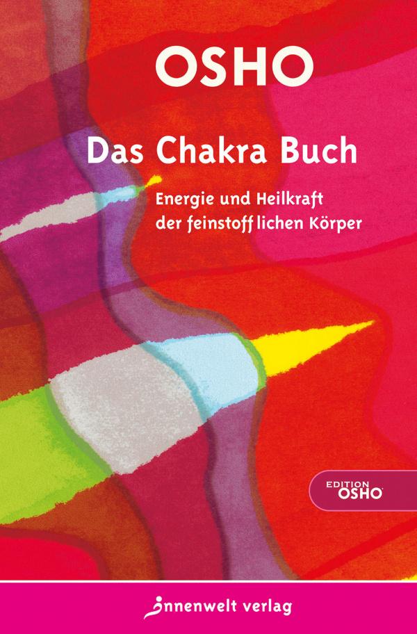 Cover Das Chakra Buch