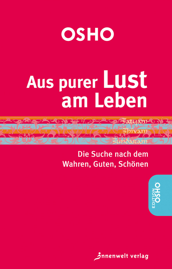 Cover Aus purer Lust am Leben