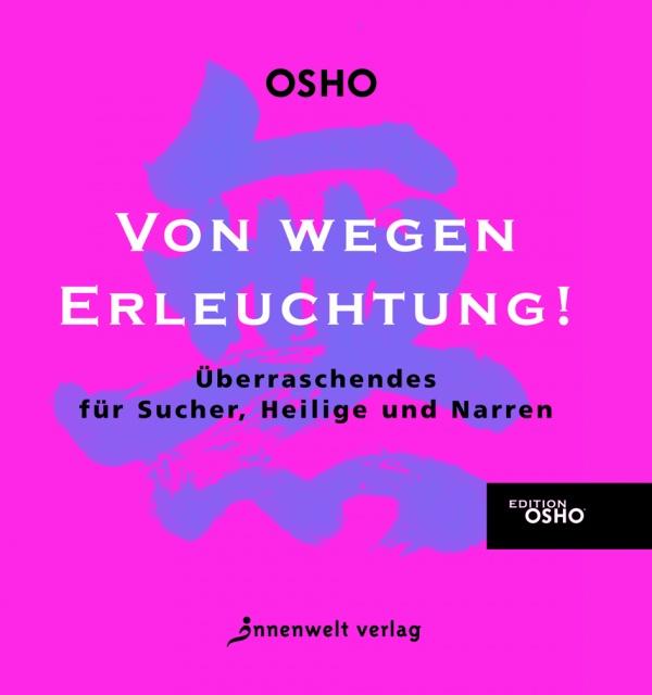 Cover Von wegen Erleuchtung!