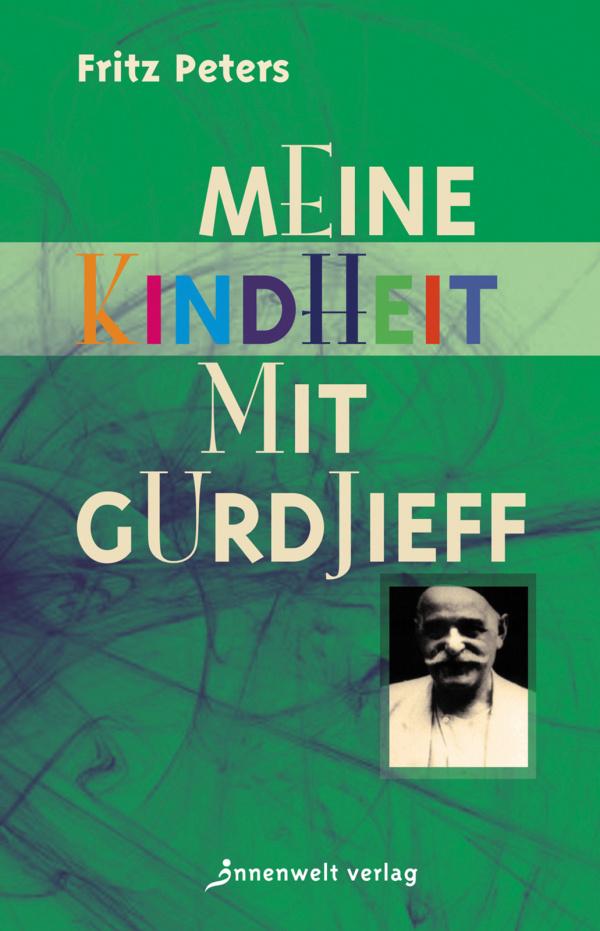 Cover Meine Kindheit mit Gurdjieff