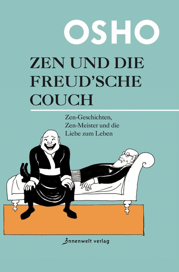 Cover Zen und die Freudsche Couch