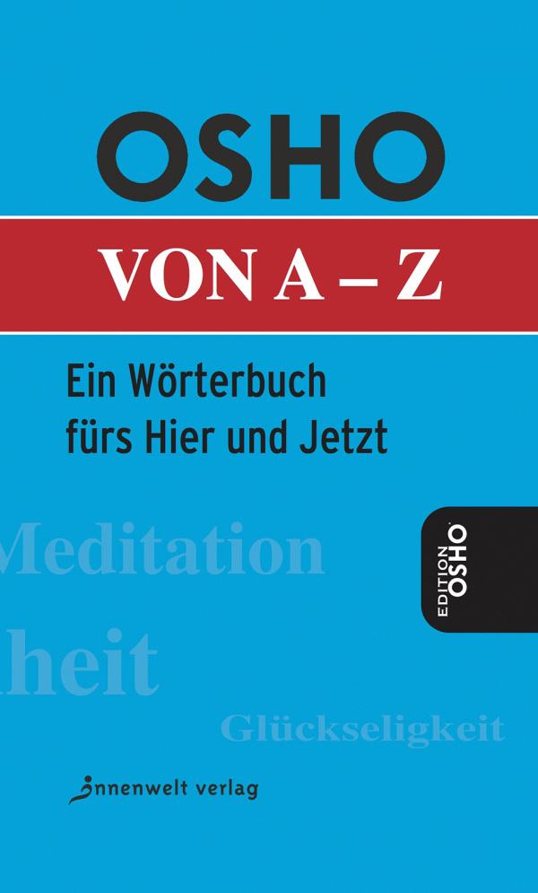 Cover Osho von A − Z