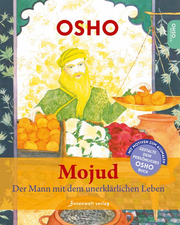 Cover MOJUD - Der Mann mit dem unerklärlichen Leben