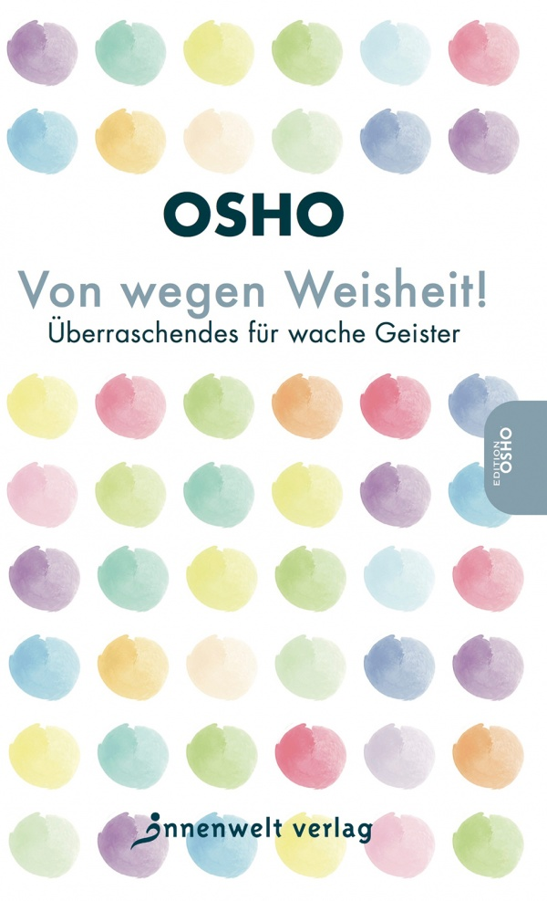 Cover Von wegen Weisheit!